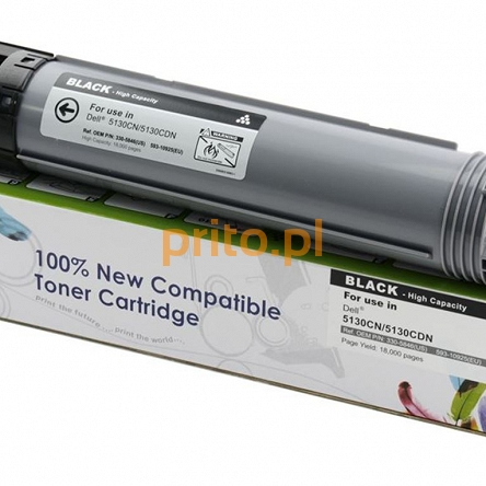 Toner Cartridge Web Black Dell 5130 zamiennik 593-10925